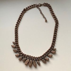 Forever 21 Jewelry - Forever 21 Jeweled Necklace